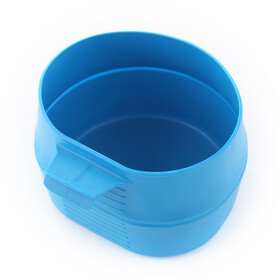 Taza Wildo Fold-a-cup grande celeste